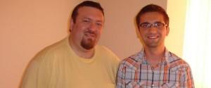 Lucian si Dan Radacina, Timisoara, Iunie 2008