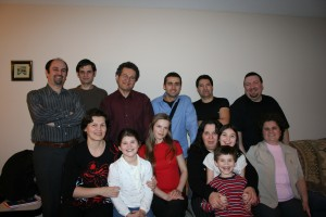 Prieteni si colaboratori de la Intercer Canada