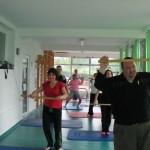 Programul de exercitii fizice