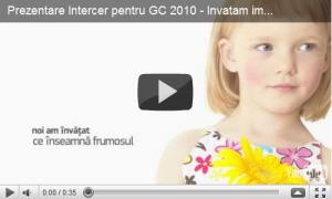 Noi video clipuri Intercer Martie-Aprilie 2010